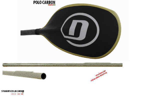 Double Dutch - Polo Kinetic P-CSE33 Carbon SMALL-MEDIUM of LARGE