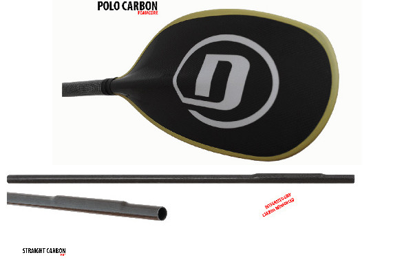 Double Dutch - Polo Kinetic P-CSE35 Carbon SMALL-MEDIUM or LARGE